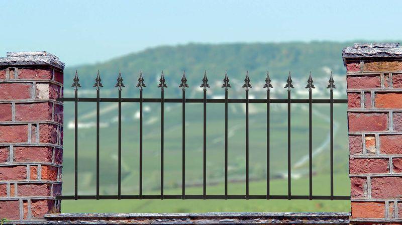 Az Elma íves Elem Közkedvelt Motívuma A Primora Kerítés Termékpalettájának.  | Kerítéseink | Pinterest