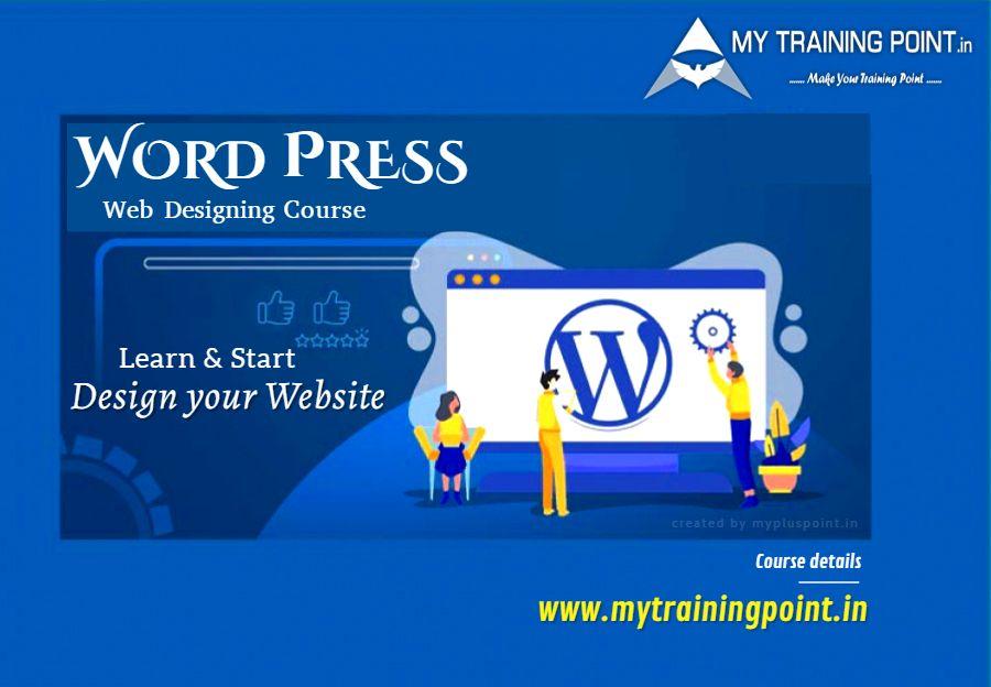 Wordpress Course In 2020 Wordpress Training Learn Wordpress Website Design Courses