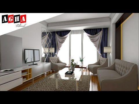 3ds max 2017 interior tutorial modeling design httpsiytimgcom - 3d Max Interior Design Models
