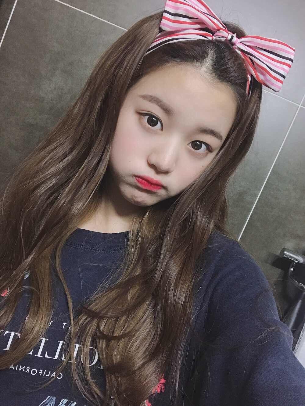Pout Kpop Hair Ulzzang Girl Kpop Girls