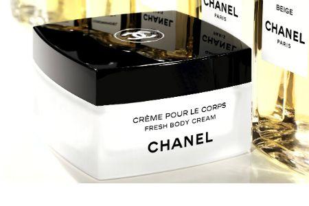 Crème pour le corps, Les Exclusifs, Chanel