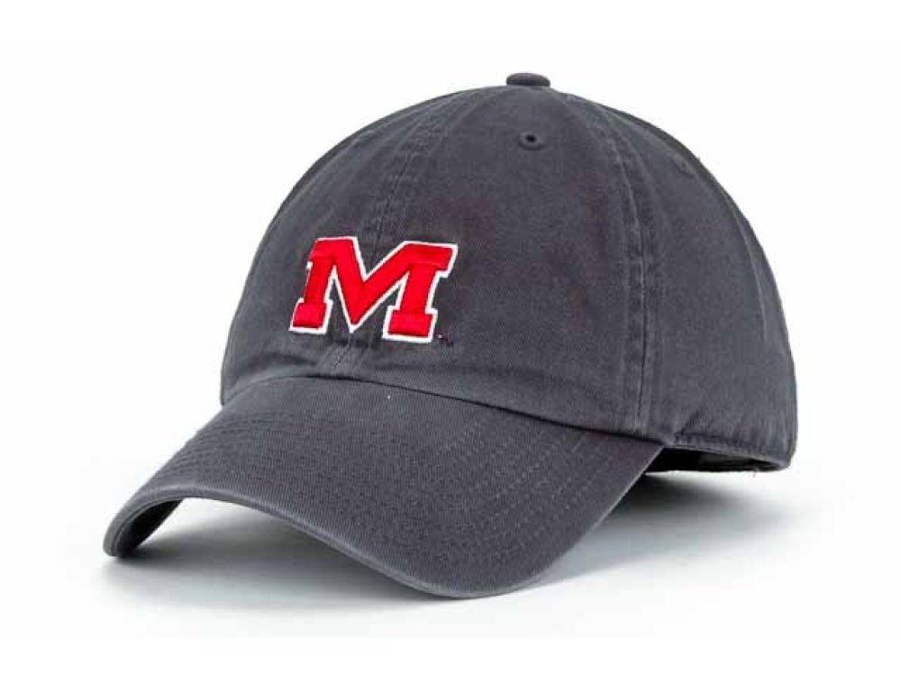 4c9193ff25643  47 Brand Franchise Hat - NCAA - Ole Miss Rebels  47Brand  OleMissRebels