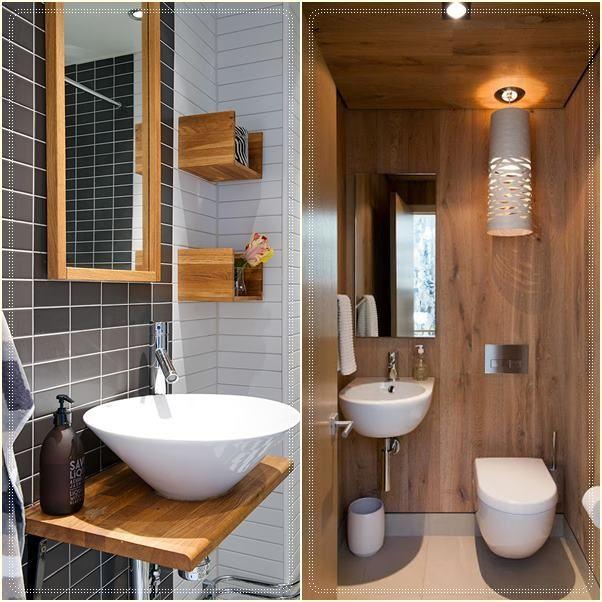 20 banheiros e lavabos pequenos house architecture