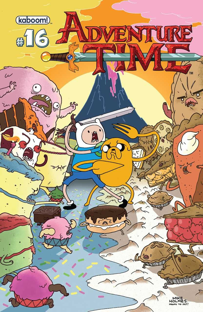 Adventure Time Princess Day adventure time #16 - true ultimate heroes; opposite day