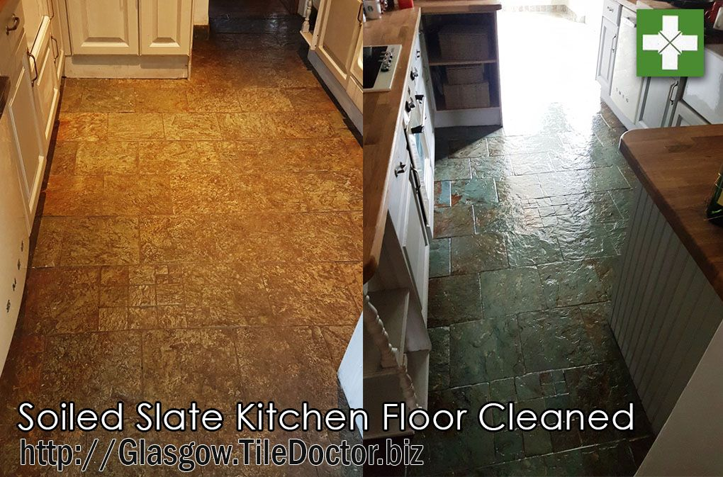 On Rare Occasions We Encounter Extremely Dirty Tiled Floors Which - Cleaning very dirty tile floors