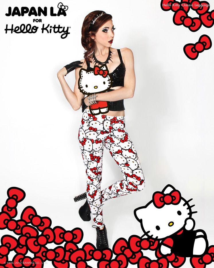 Hello Kitty Classic Leggings Hello