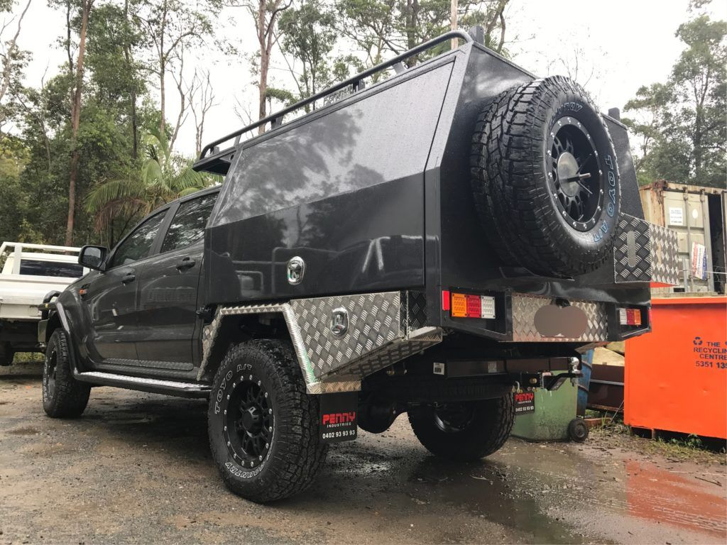 We Love Working On Ford Rangers They Are Just Cool Looking Rigs Here Is Some Pictures And Information Of Some Of Th Ford Ranger Custom Ford Ranger Ute Canopy