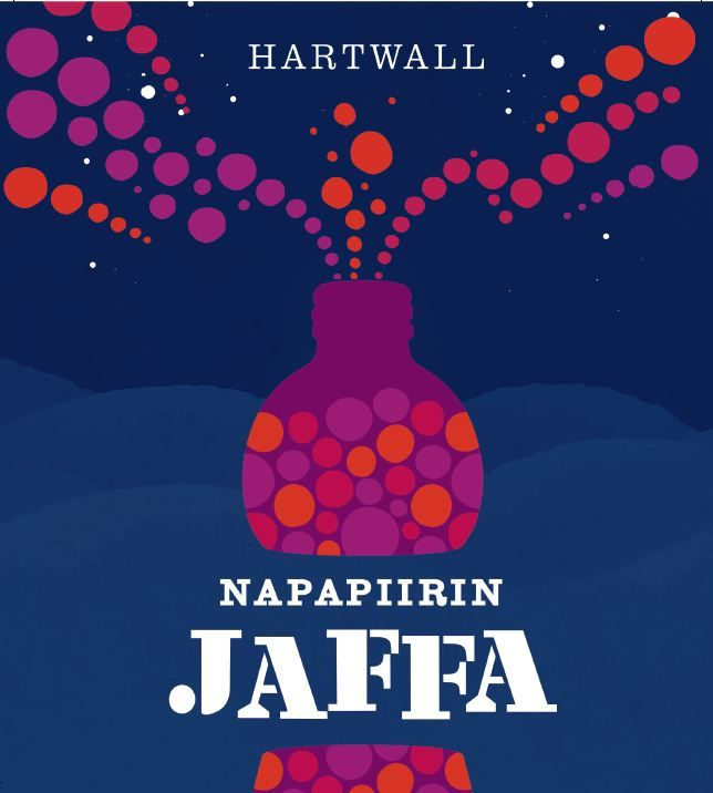 Hartwall Napapiirin Jaffa, talven 2015-2016 kausimaku. Hartwall Jaffa Napapiiri on saanut inspiraationsa Lapin maisemista, makuna on karpalo-punaherukka. - See more at: http://www.hartwall.fi/fi/juomat/tuoteryhmat/virvoitusjuomat/hartwall-jaffa/hartwall-jaffa-napapiiri#sthash.a9H4XfOG.dpuf