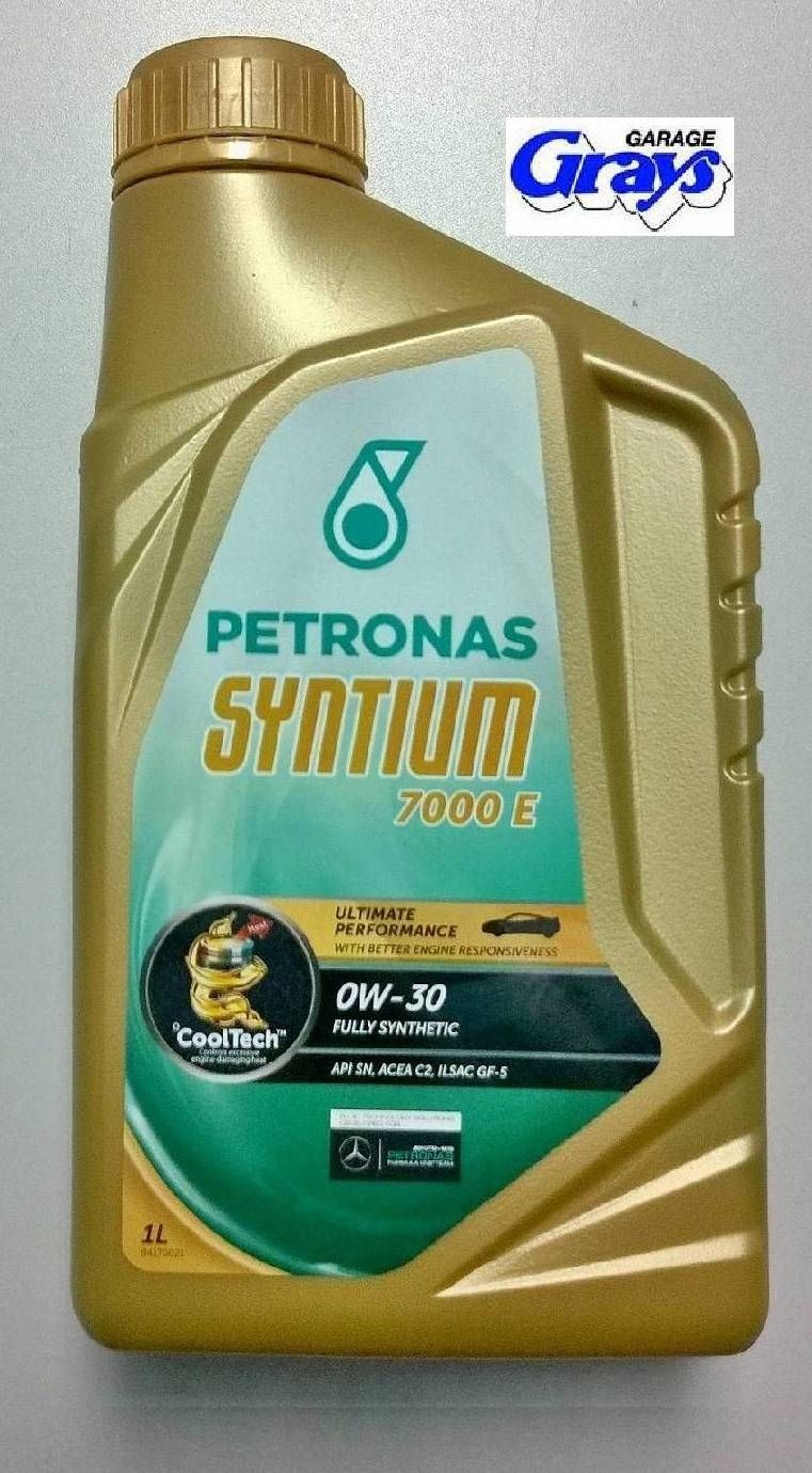 Petronas Syntium 7000 E 0W-30 Motor Oil 1 Litre   Pinterest   Engine ...
