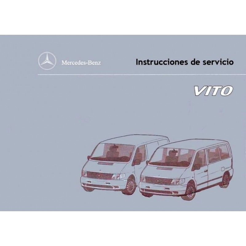 Mercedes Vito User Manual 4 Mercedes Mercedes Benz Manual