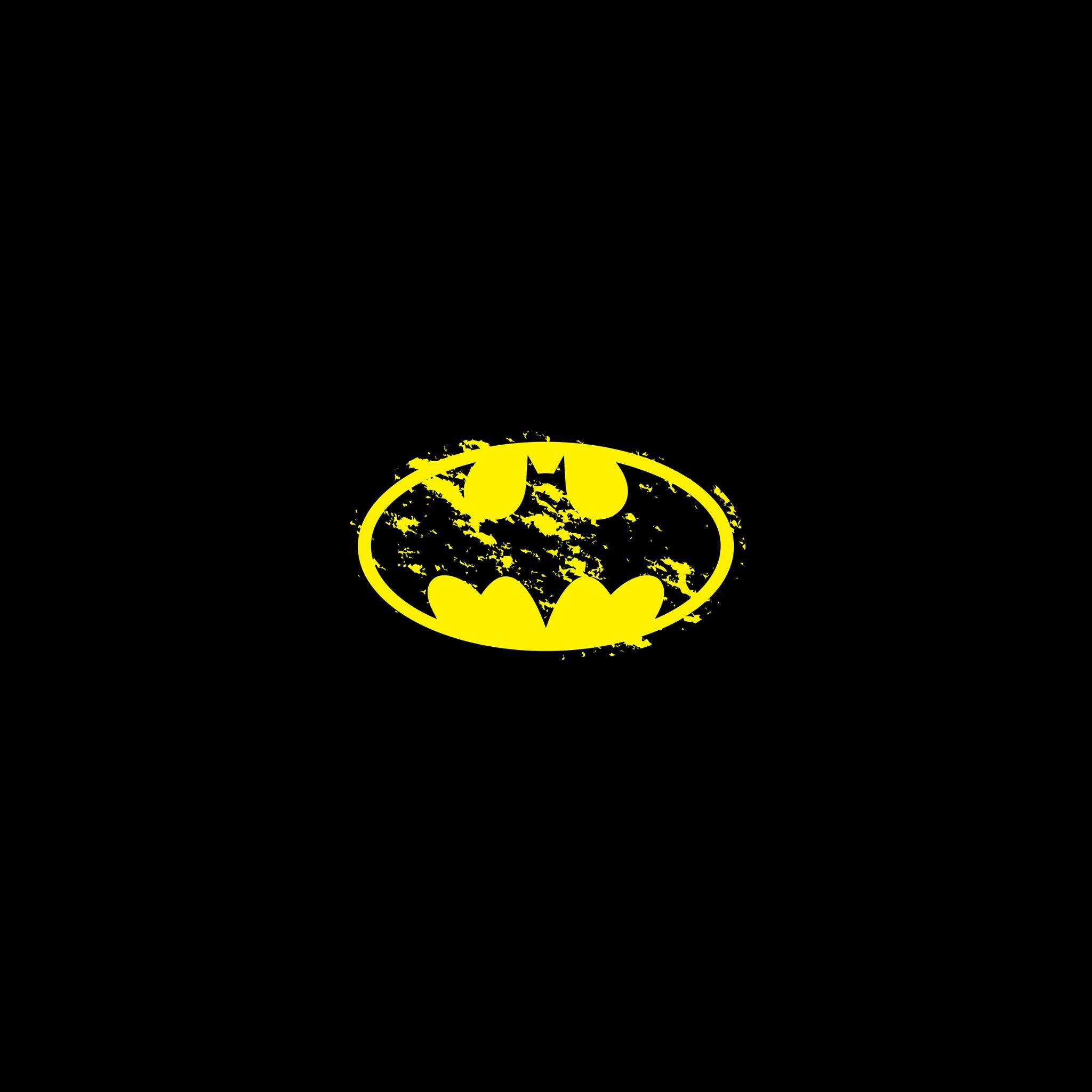 Batman Wallpaper Art Logo Deadpool Wallpaper