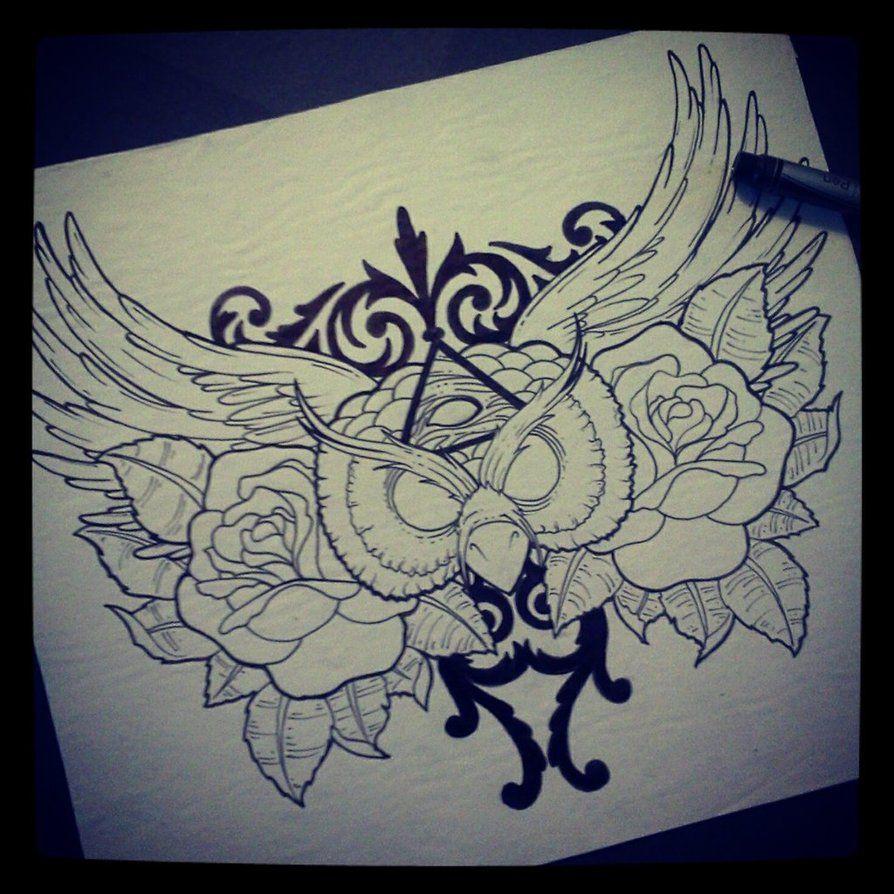 illuminati artwork | Illuminati Owl by ...