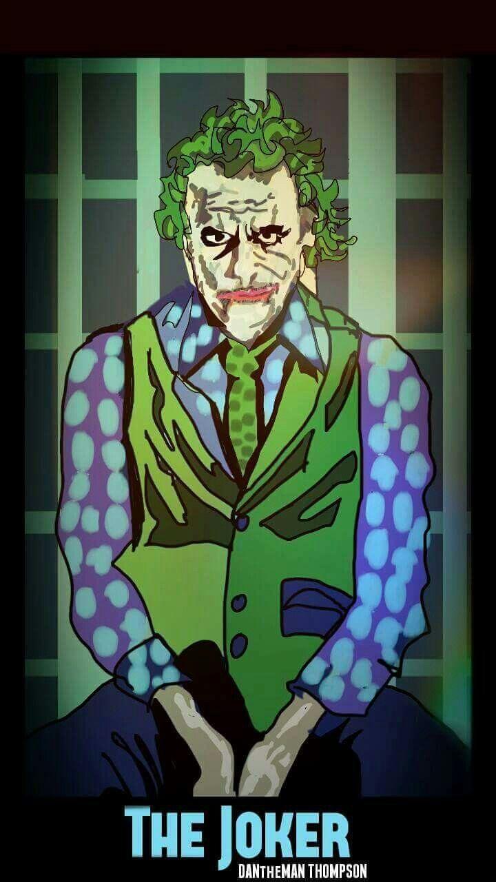 ( Spen Art ) The Joker