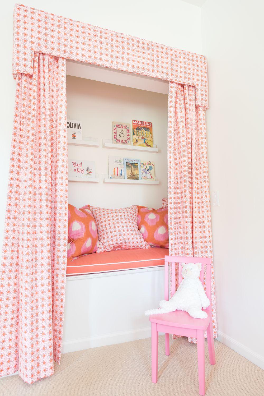 The Happiest Playroom Nook Reading Nook Kids Kids Bedroom Playroom