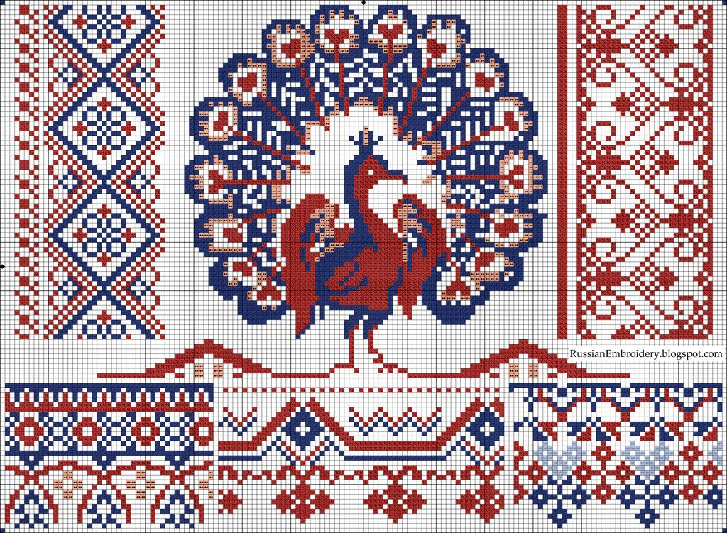 RussianEmbroidery Patterns Slideshow by epesss | Photobucket ...