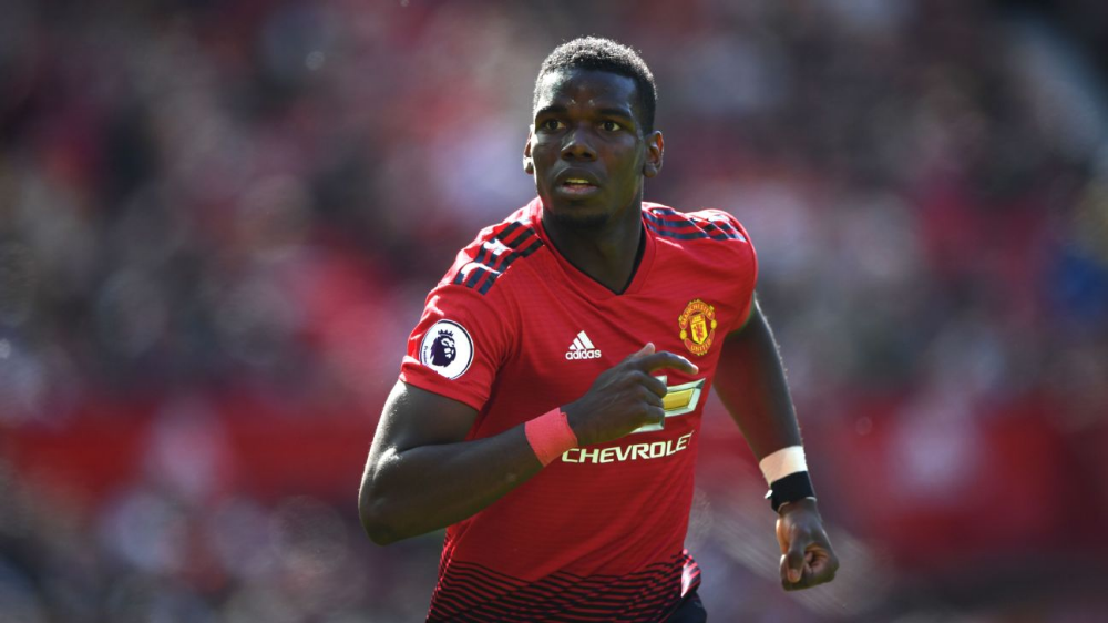 Manchester United's Paul Pogba is ready to leave the