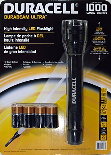 Duracell Durabeam Ultra 1000 Lumens Duracell With Images