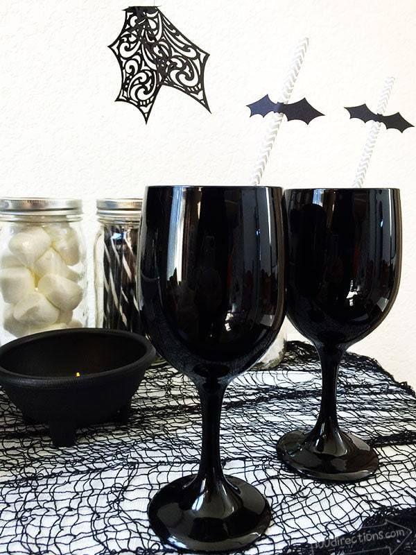Gothic Halloween Party Decor DIY Halloween party decor, Gothic - halloween party decoration ideas