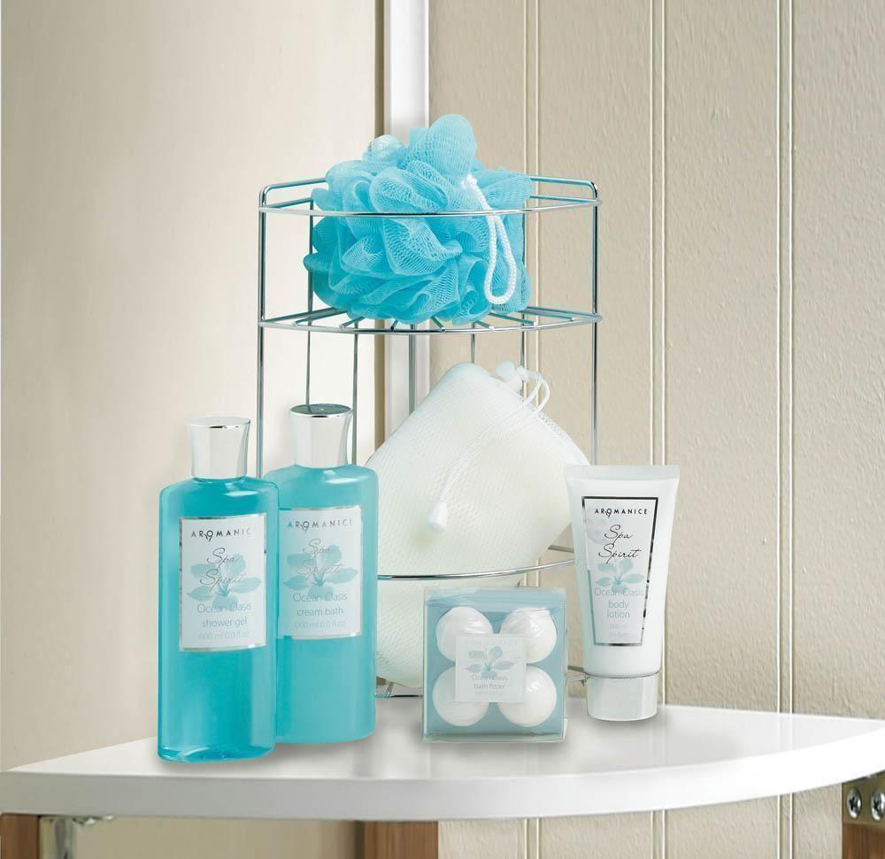 Ocean oasis bath caddy spa set   Bath caddy and Products