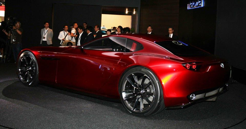 Mazda Rx 9 To Go On Sale In 2020 Latest Report Says Cool Sports Cars Tokyo Motor Show Mazda