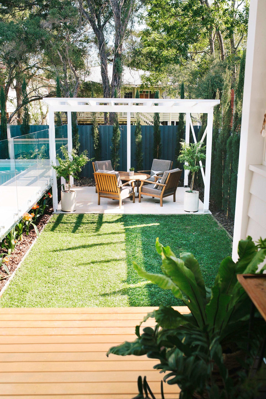 Courtyard Garden Design Brisbane - Type Of Garden