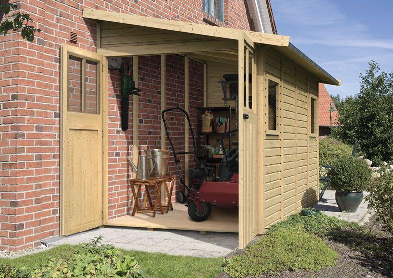Best Construire Son Abris De Jardin Toit Plat Ideas - Matkin.info ...