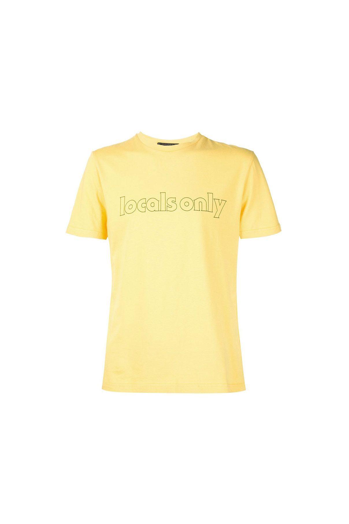 {Christian Dada / 01 clothing / 04 knitwear / 01 t-shirt} Locals Only T-Shirt