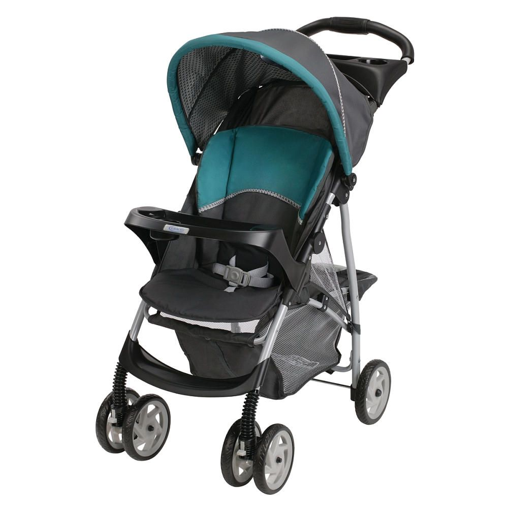 Graco LiteRider Classic Connect Stroller Dragonfly