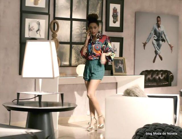 Looks da Michele dia 24 de novembro na série Mister Brau (18 imagens) - blog Moda de Novela