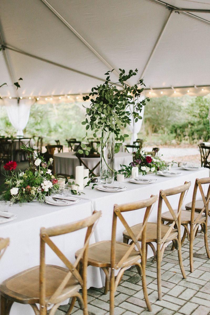 Eden gardens state park wedding, organic fall wedding