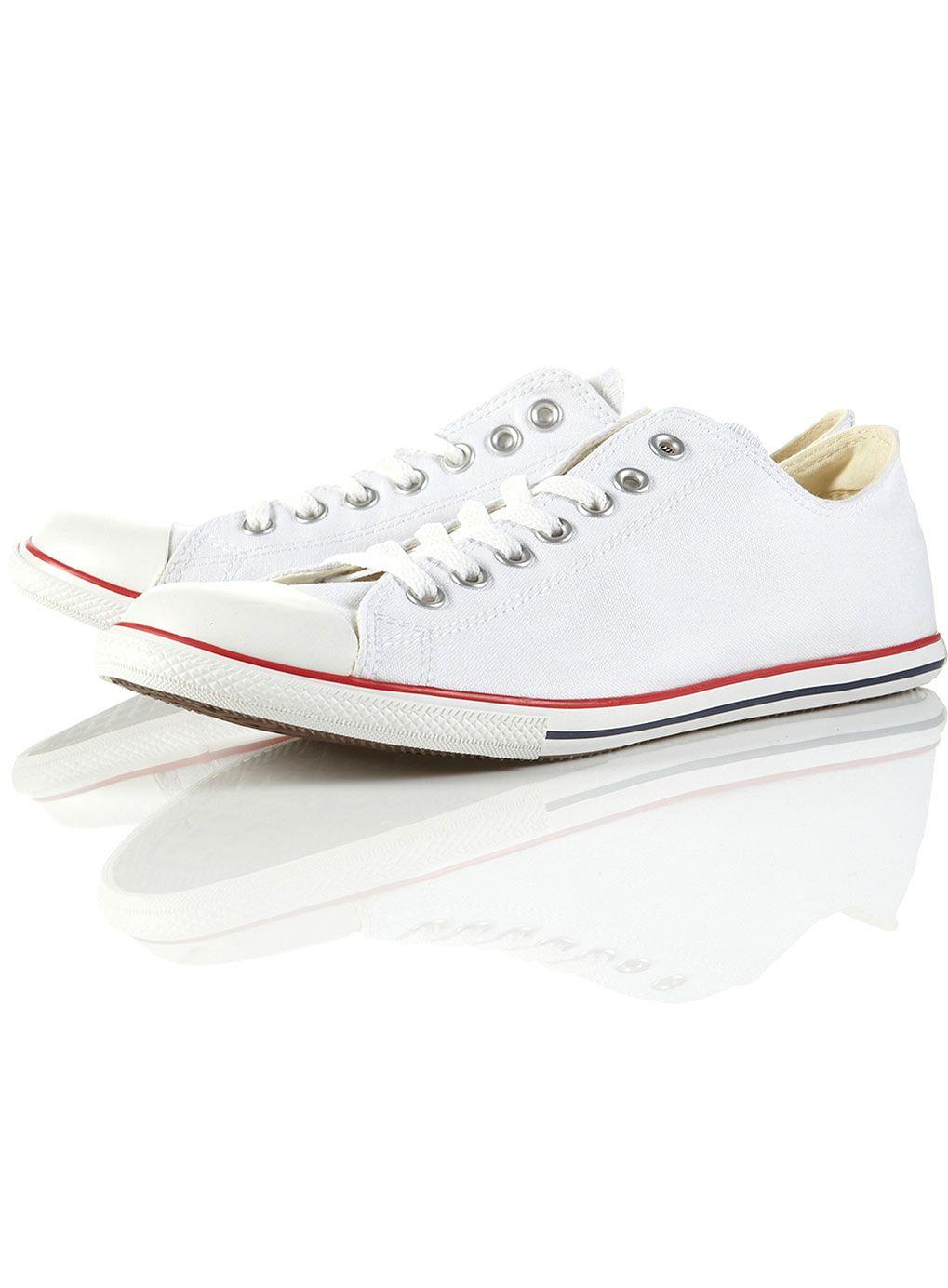 24e5cbda2d2a CONVERSE White Slim Trainers