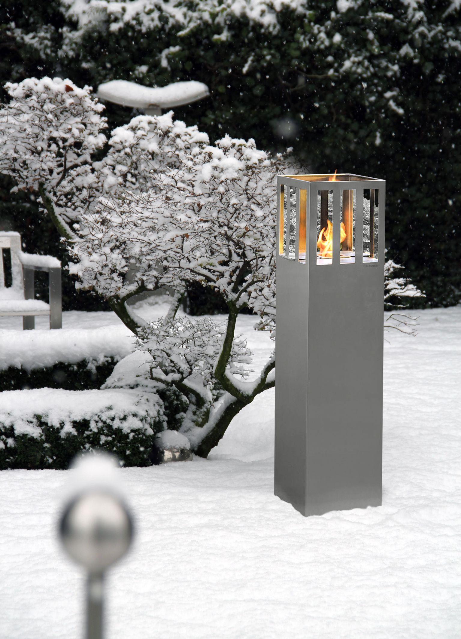 Pin Auf Garten Im Winter