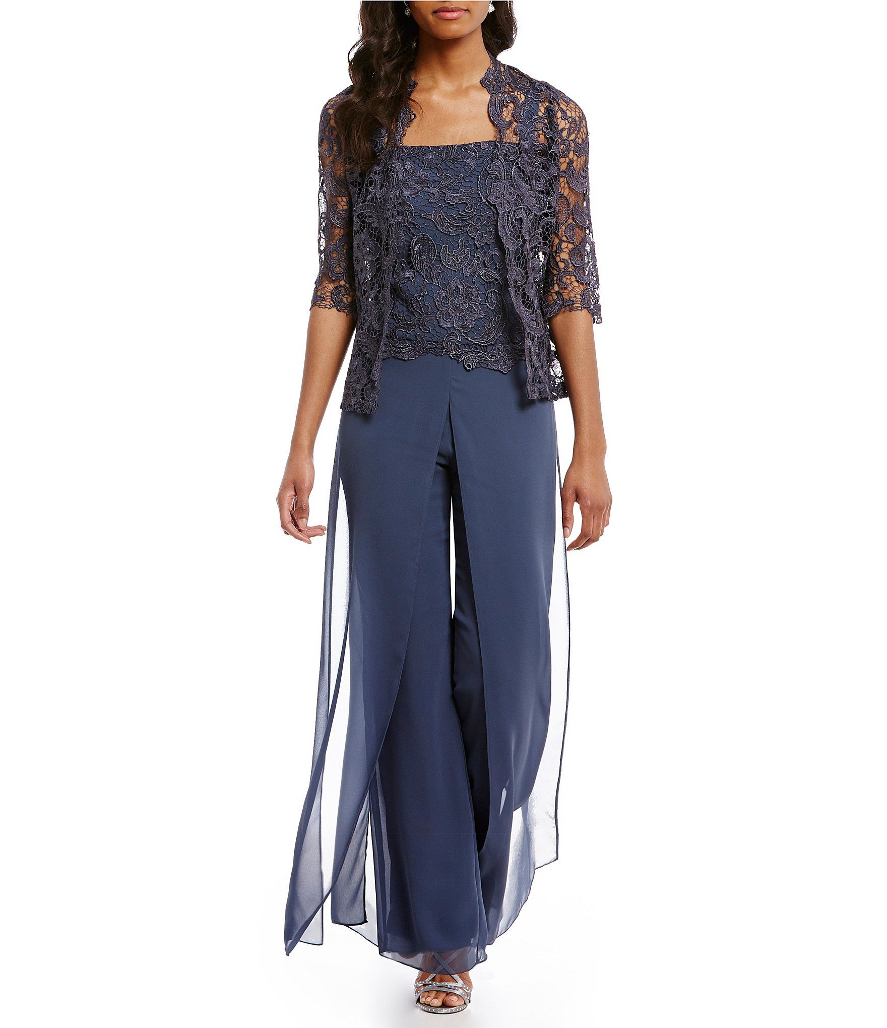 Dillards Mother Of The Bride Pantsuits