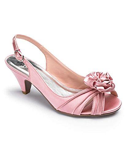 Jd Williams Wedding Shoe