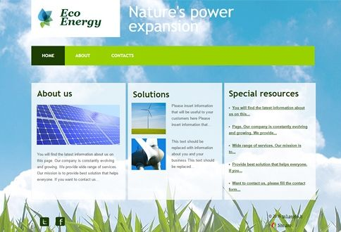 Professional Web Editor Energy Cebu Website Developer Philippines Web Services Internet Technology Comp Social Media Internet Technology