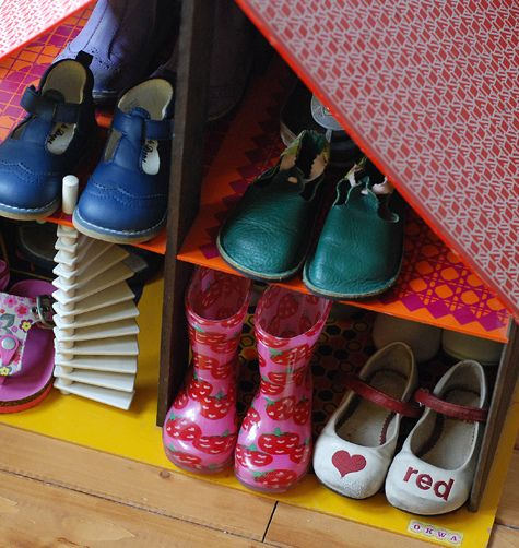 shoe house on cool kid clothes