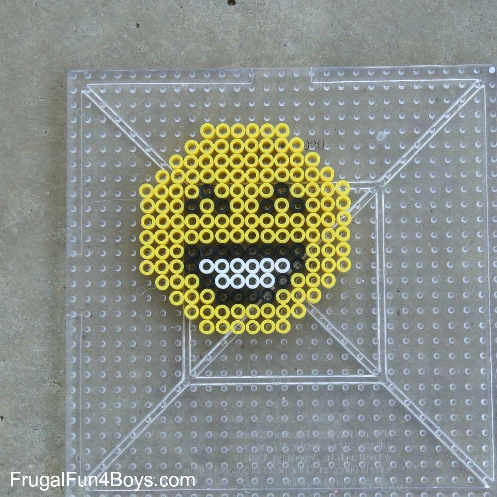 Emoji Perler Bead Patterns Best Inspiration
