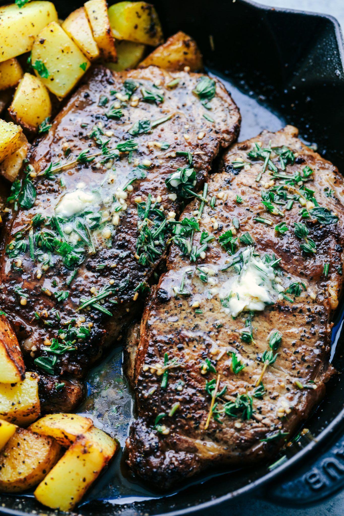 grilled skalat potatis