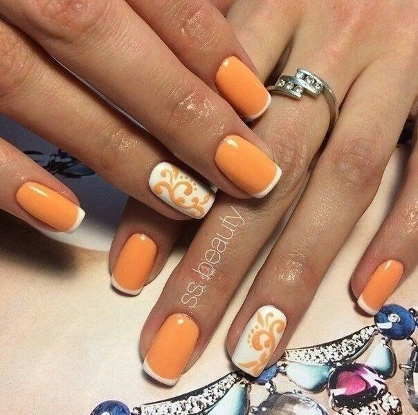 Nice Nails Design Luv It Pinterest Nice Nail Designs And Hair