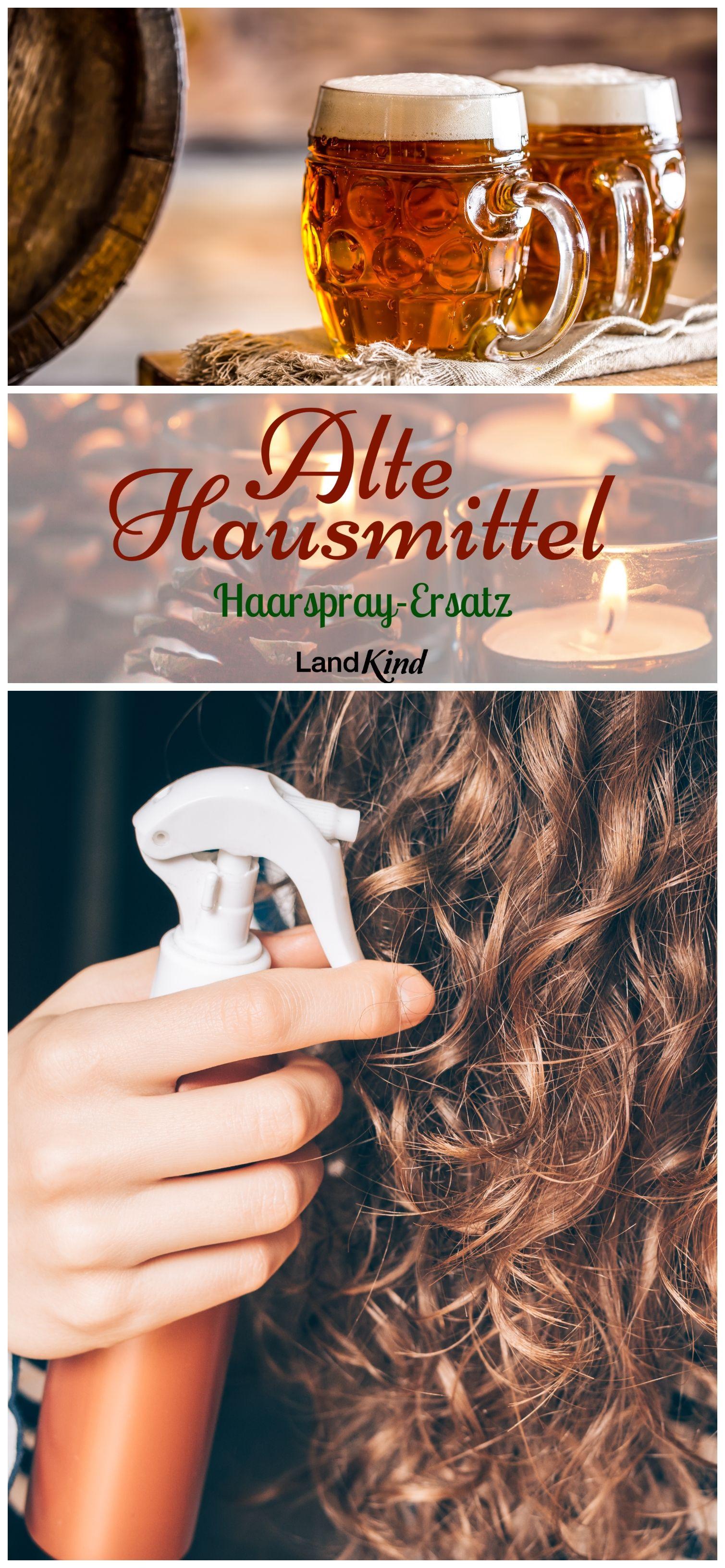 Das Haarspray ist alle – genau dann, wenn man es am dringendsten braucht. Als … – LandKind Magazin