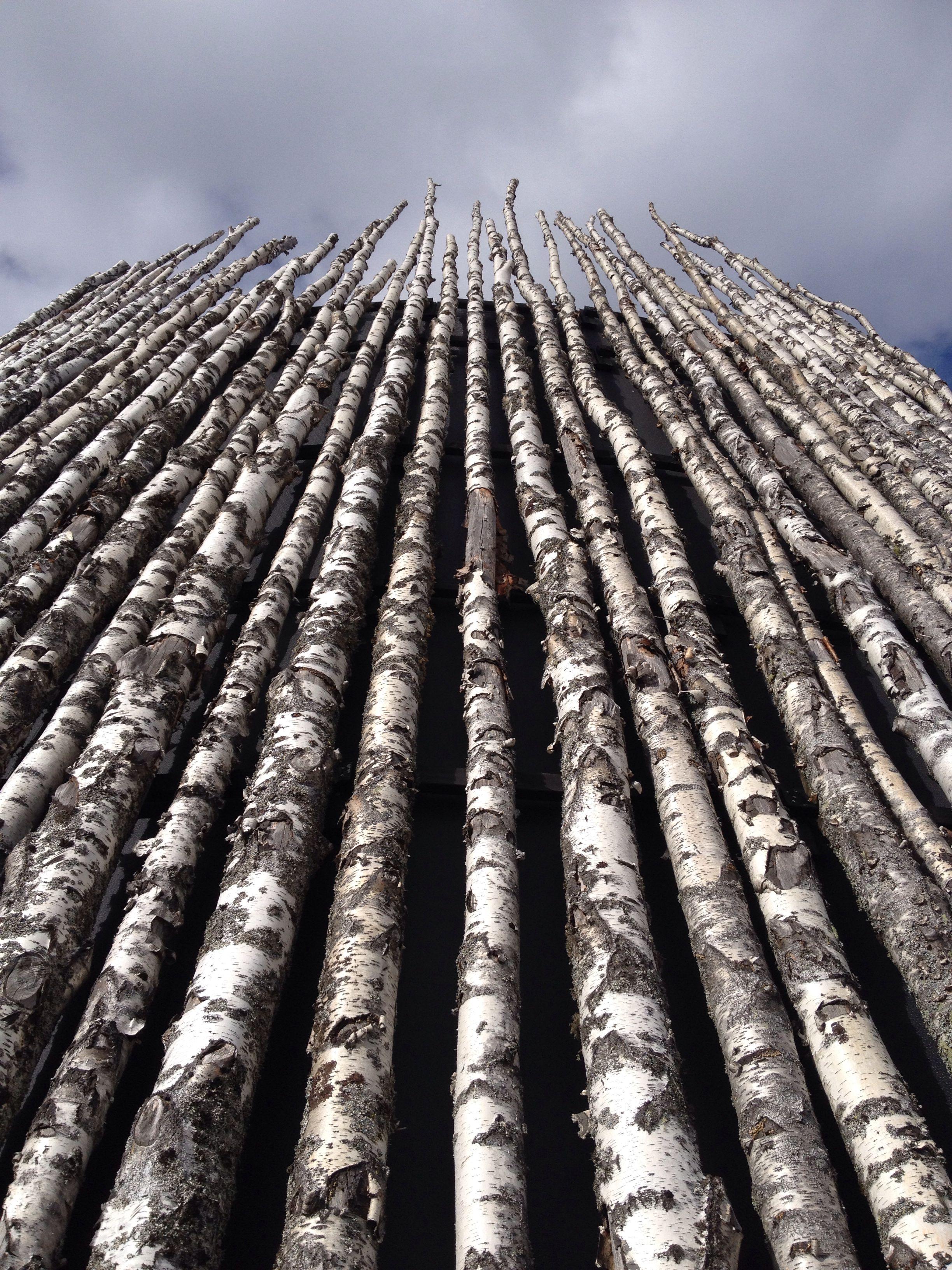 Restaurang 1000 Ramundberget  Murman Arkitekter