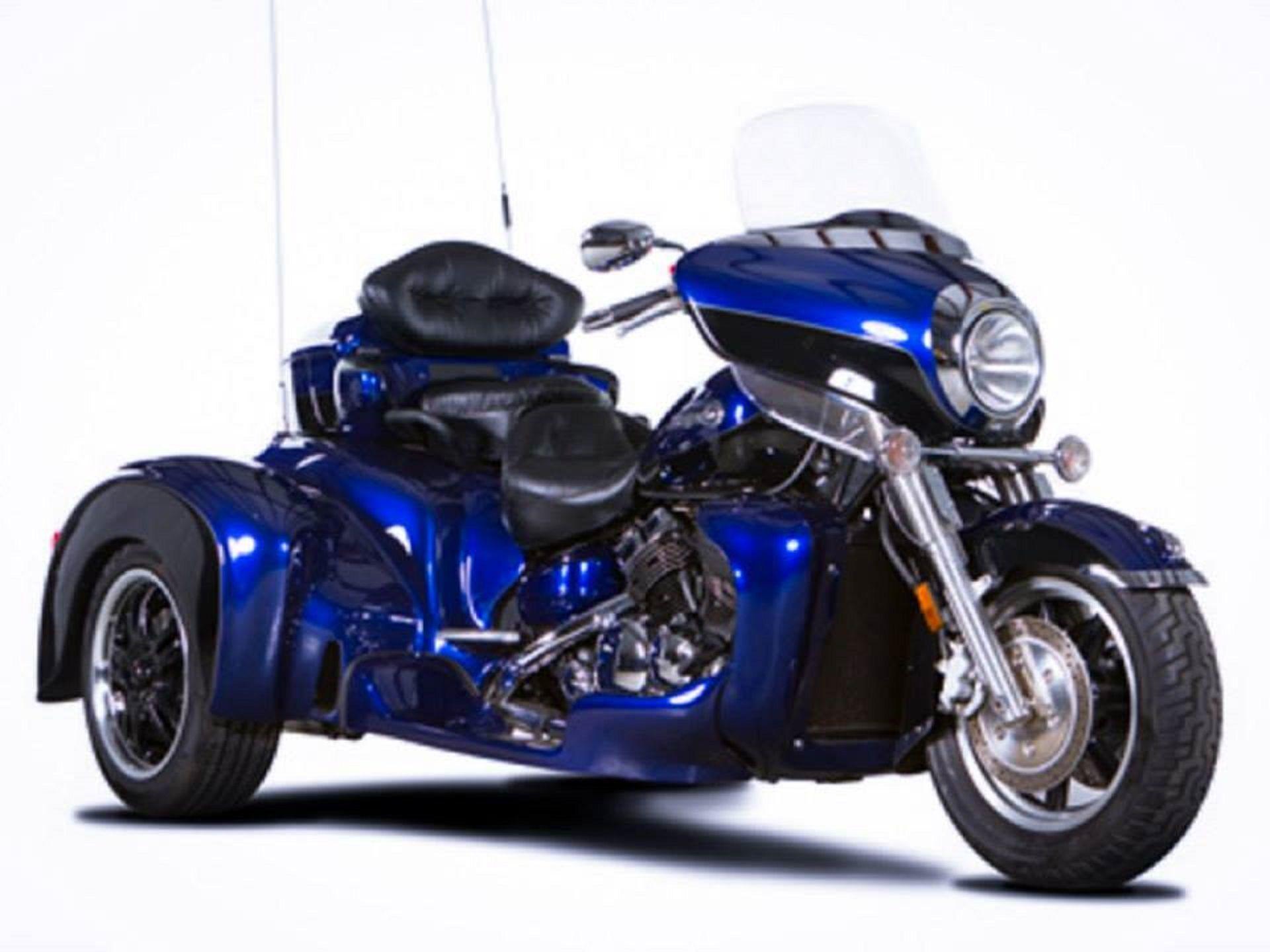 Hannigan's Yamaha Royal Star Venture & Tour Deluxe Trike