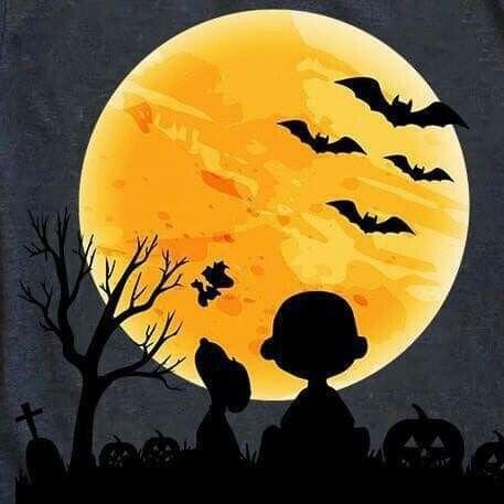 Charlie Brown & Snoopy Halloween
