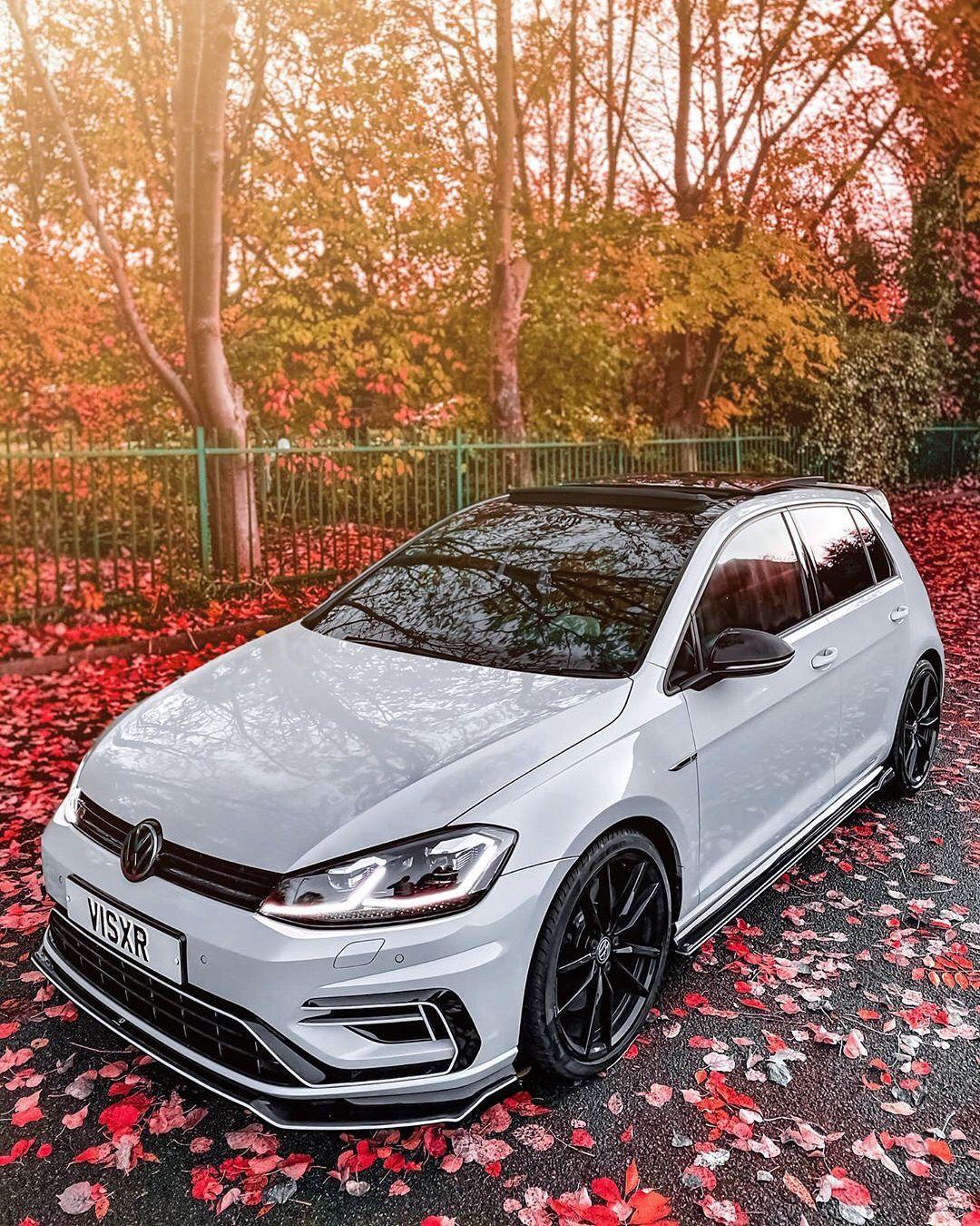 Golf 7 5 R In 2020 Vw Golf R Mk7 Car Volkswagen Volkswagen Car
