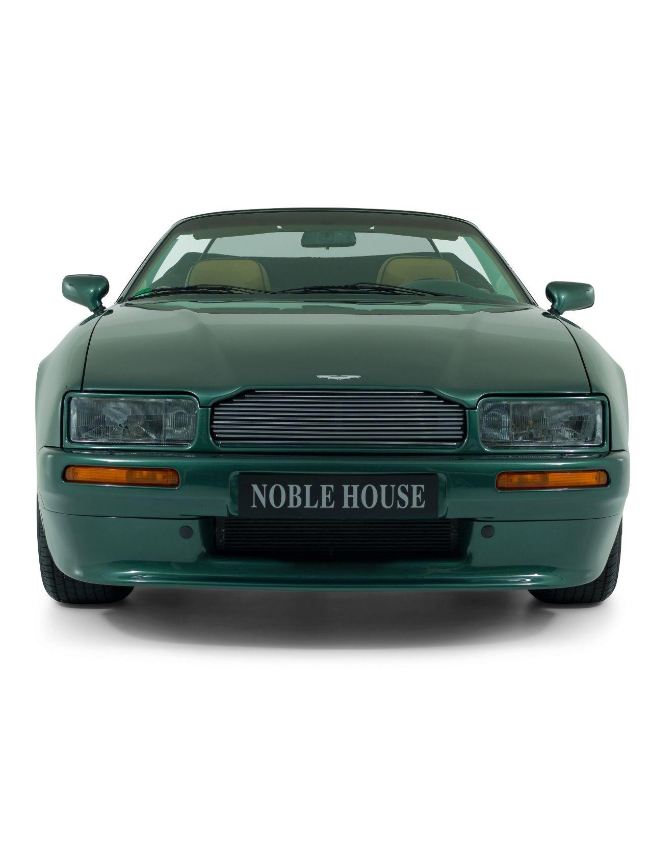 1992 Aston Martin Virage Aston Martin Virage Aston Martin Lagonda Aston Martin