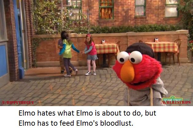 The Trigger It Weeps Sesame Street Memes Dark Humour Memes Really Funny Memes