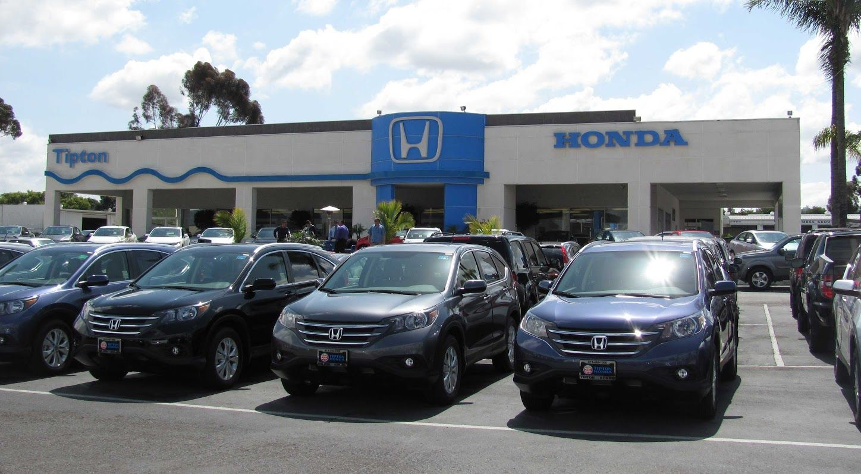 Hybrid Vehicles Honda dealership, San diego county