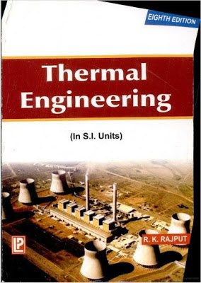 Thermodynamics Book By Rajput
