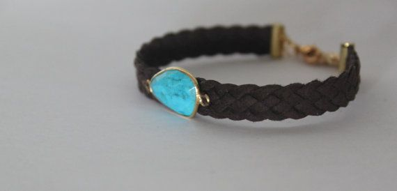 GLAMOUR GIRL Friendship bracelet by lapanthere on Etsy