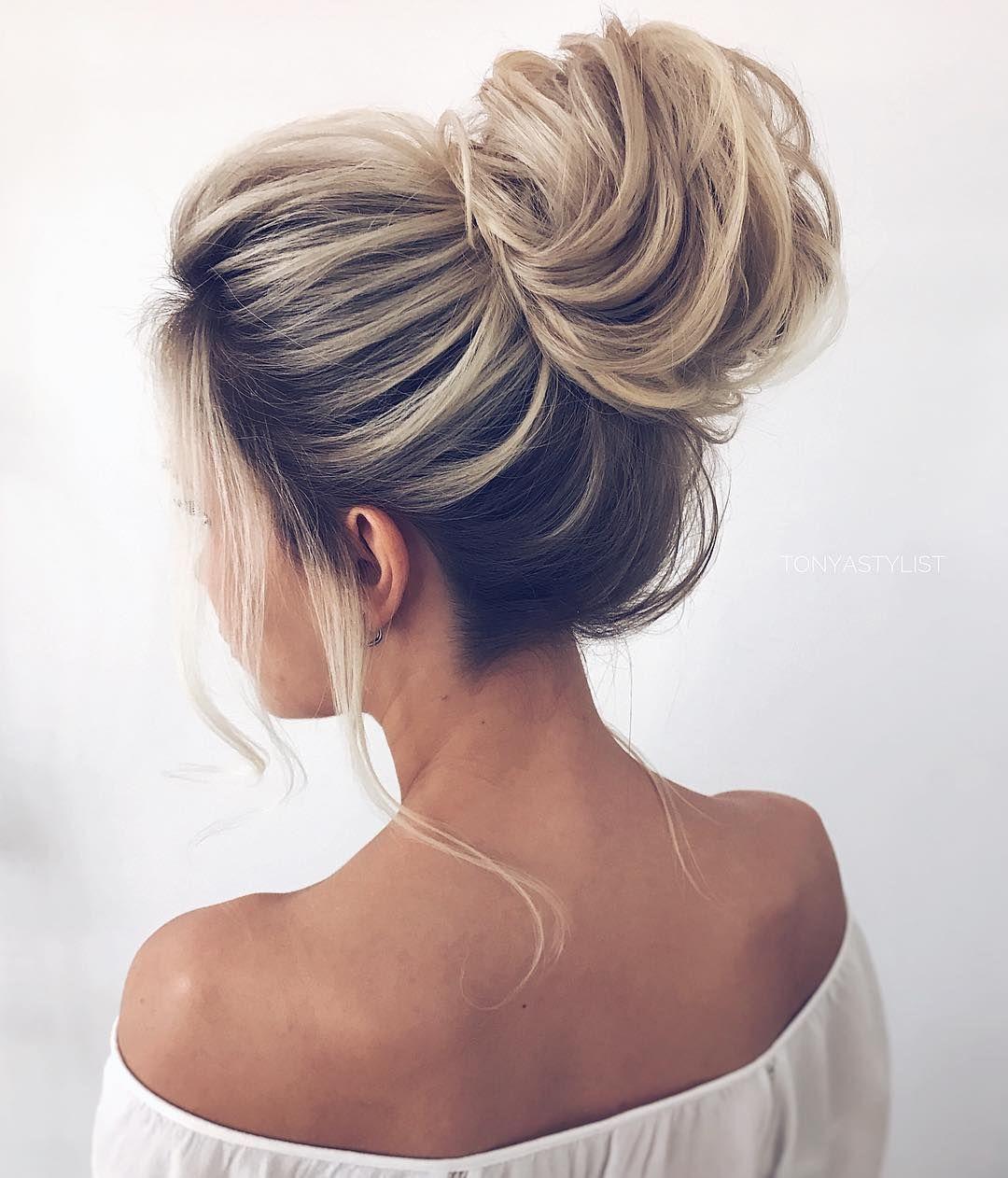 Elegant and soft make up and hair wedding pinterest elegant